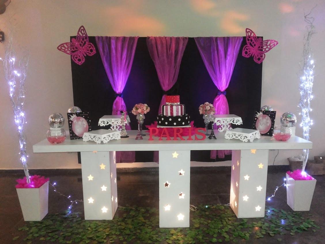 Festas e cia eventos organiza o de festa de 15 anos for Mesas y sillas para xv anos